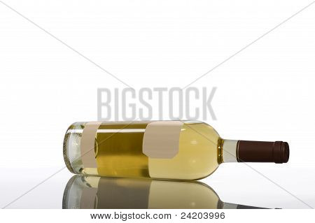 Wine On Its Side