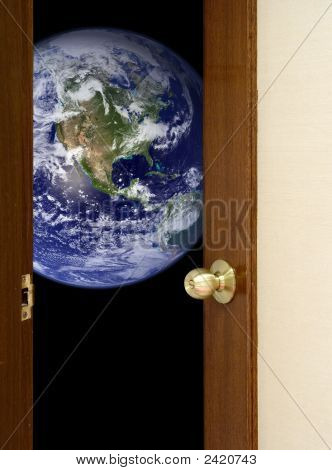 Open Door To The World