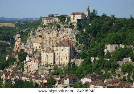 Rocamadour in Perigord