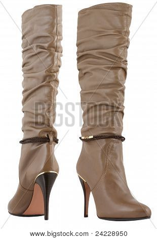 High Heels Jackboots