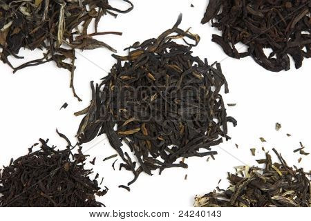 Tea Texture