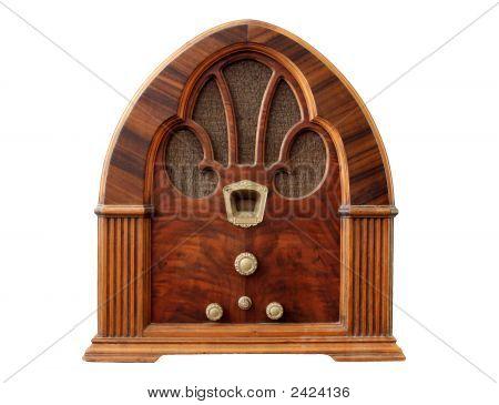 Vintage Radio_Front View