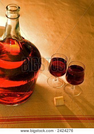 Rustic Wine