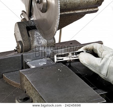 Halved Hdd And Circular Saw