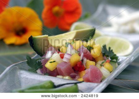 Passionfruit Ceviche