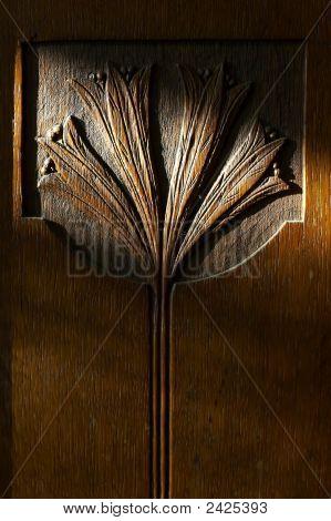 Ornament Of A Door