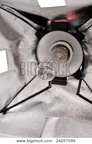 Large Soft Box Photography Lighting Bulb