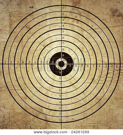 old target