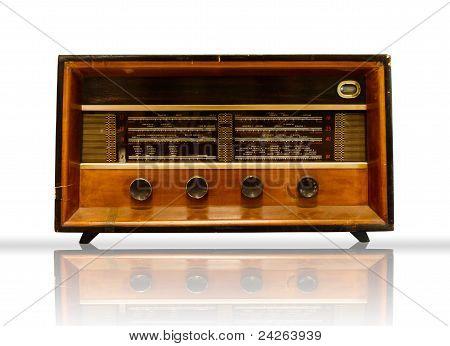 Old Wood Radio