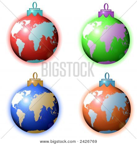 World Christmas Balls