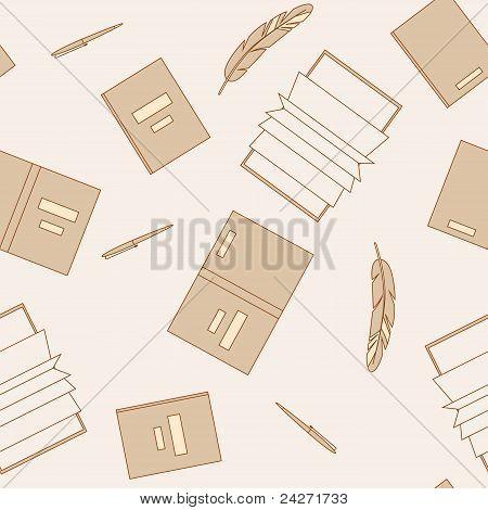 Libros de patrones sin fisuras