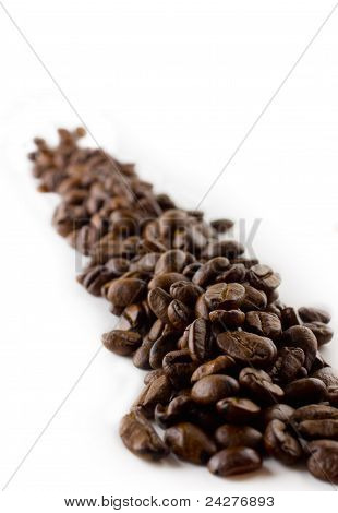 A Line of Coffee