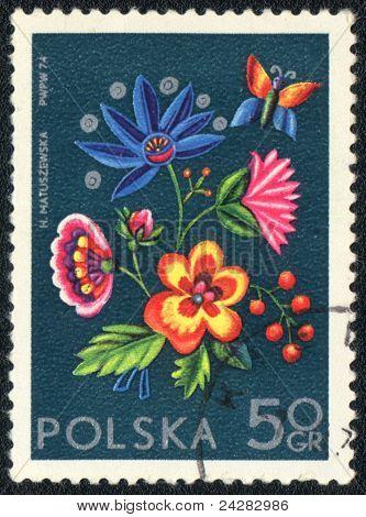 Polish Floral Design
