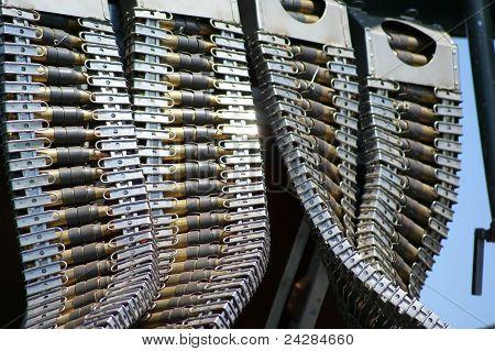Bomber Machine Gun Bullets