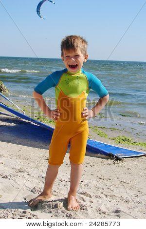 Novice Surfer