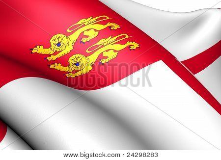 Flag Of Sark