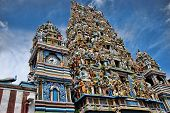 Photo of hindu temple in colombo - sril lanka photo taken in 2011.