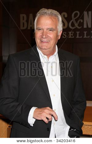 LOS ANGELES - JUN 21:  John McCook at a booksigning for
