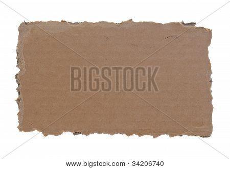 Karton Stück