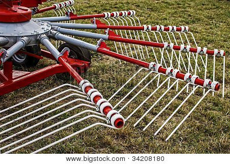 Agricultural Equipment. Detail 6