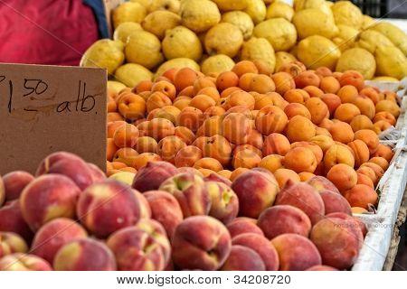 Fruit at the Farmer's Market