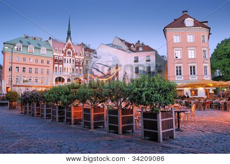 Domsky Square.