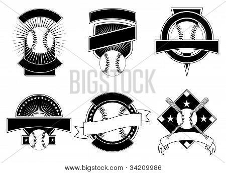 Baseball Design Templates