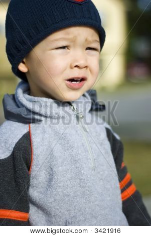 Cute Baby Boy Jogger