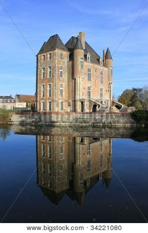 Castle, Park And Garden