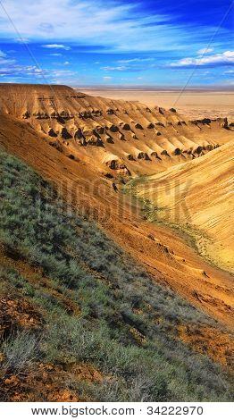 Kanyon Plateau Ustyurt