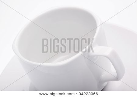 Empty Coffe Cup