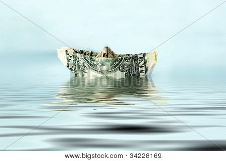 Ship In Water