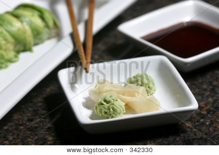 Wasabi And Ginger