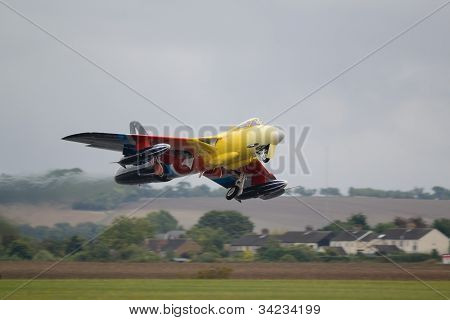 Hawker Hunter G-PSST