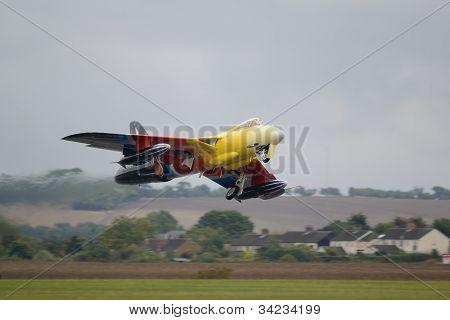 Hawker Hunter G-PSST