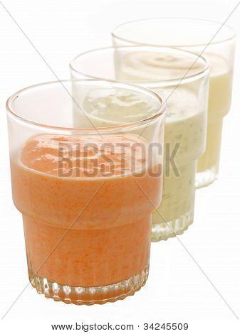 indian lassi drinks