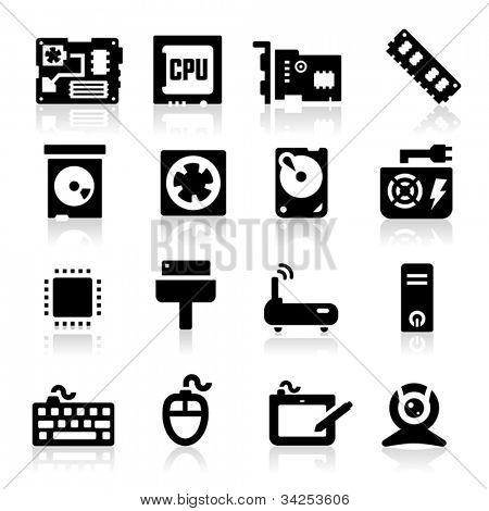 Computersatz Symbole