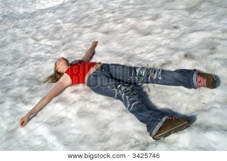 Rest On Snow
