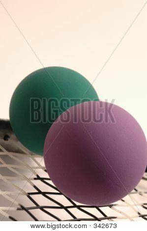 Raqueta pelota equipo 3
