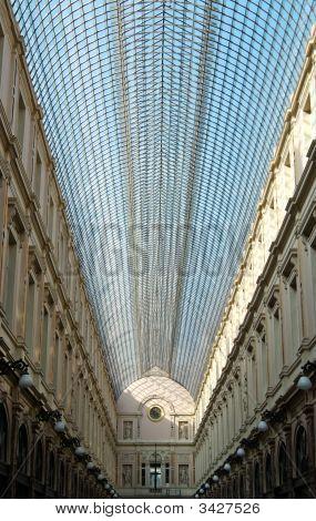 Royal Galleries Of Saint-Hubert