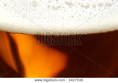 Beer Glass Detail