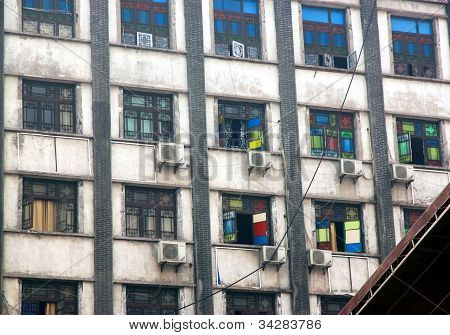Chinese Residential Building Details