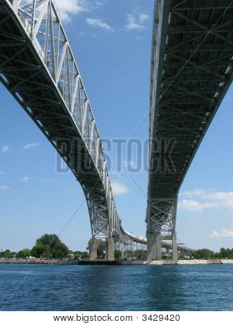 Two Spans, One Bridge
