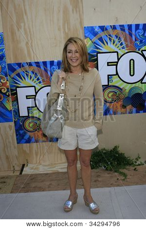 SANTA MONICA, CA - JUL 23: Patricia Heaton Fox Summer TCA Press Tour All Star Party at the Santa Monica Pier, Santa Monica, California on July 23, 2007