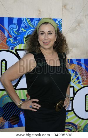 SANTA MONICA, CA - JUL 23: Roma Maffia Fox TCA Summer Press Tour alle Starparty im Santa Monica