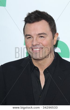 LOS ANGELES - JUN 21:  Seth MacFarlane arrives at the