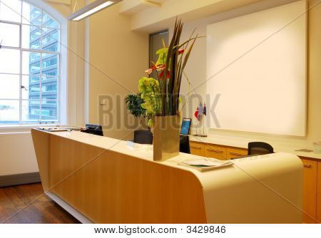 elegant office
