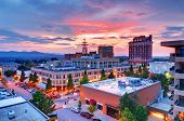 foto of asheville  - Downtown Asheville - JPG