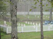 U.S Post Cemetery Fort Mackinac