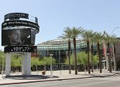 A View Of Us Airways Center, Phoenix, Arizona